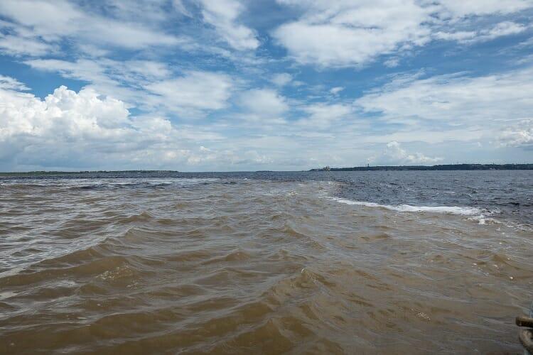 Destinos turísticos imperdíveis/ Brasil/ águas