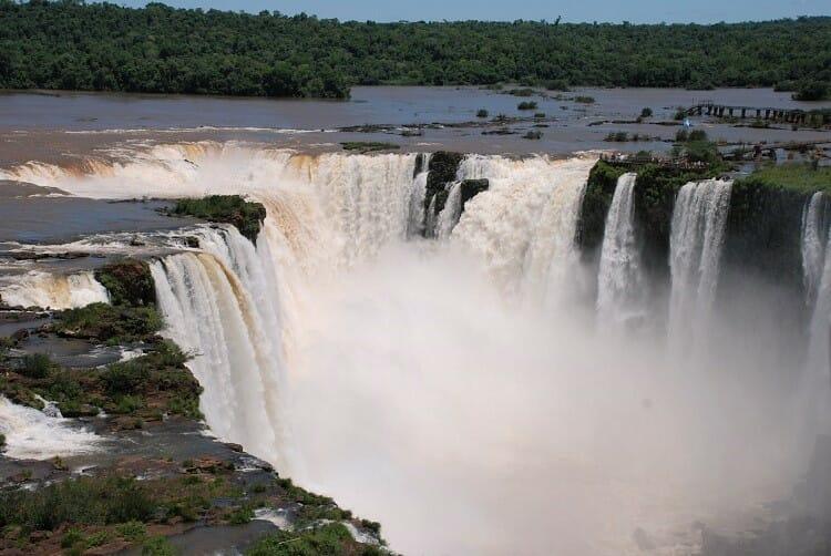 Cataratas/ Argentina/ Quedas/ Água