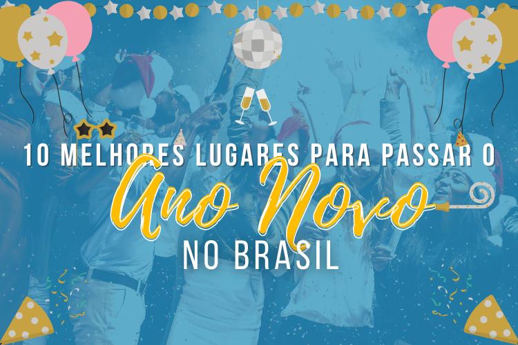 10 Melhores lugares para passar o ano novo no Brasil Combo Iguassu