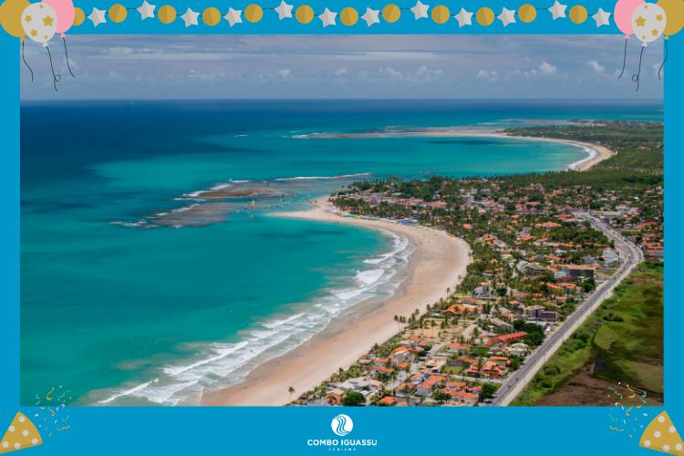 Porto de Galinhas – Pernambuco -  lugares para passar o ano novo no Brasil
