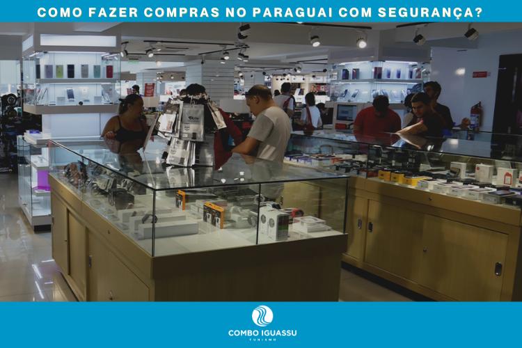 Shopping Mega Importados - Compras no Paraguai