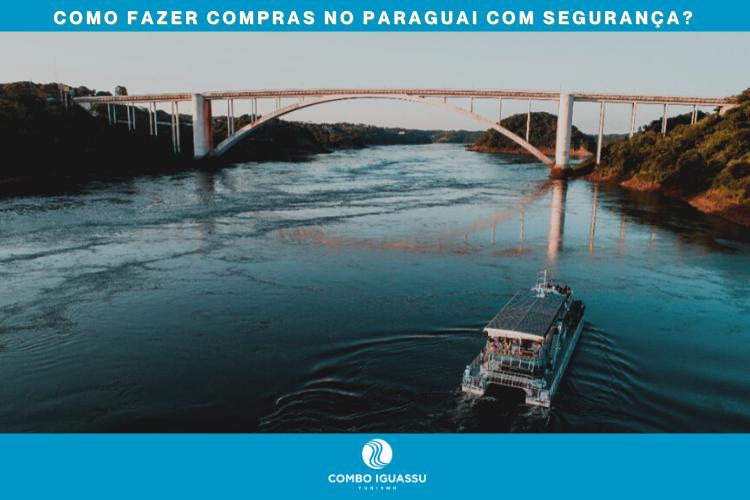 Ponte da Amizade - Compras no Paraguai