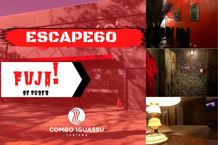 Escape60 – Muito mais que um jogo, uma experiência