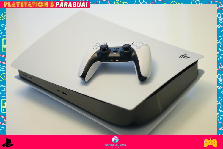Playstation 5 Paraguai - Console da Sony