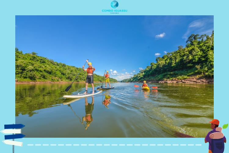 Aguaray | Passeios em Foz do Iguaçu | Programação ao ar livre