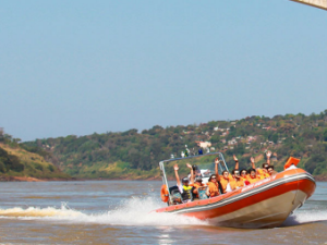 Ticket - Kattamaram II - Embarcação Rápida