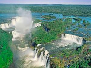 Cataratas do Iguaçu - Nac. Mercosul