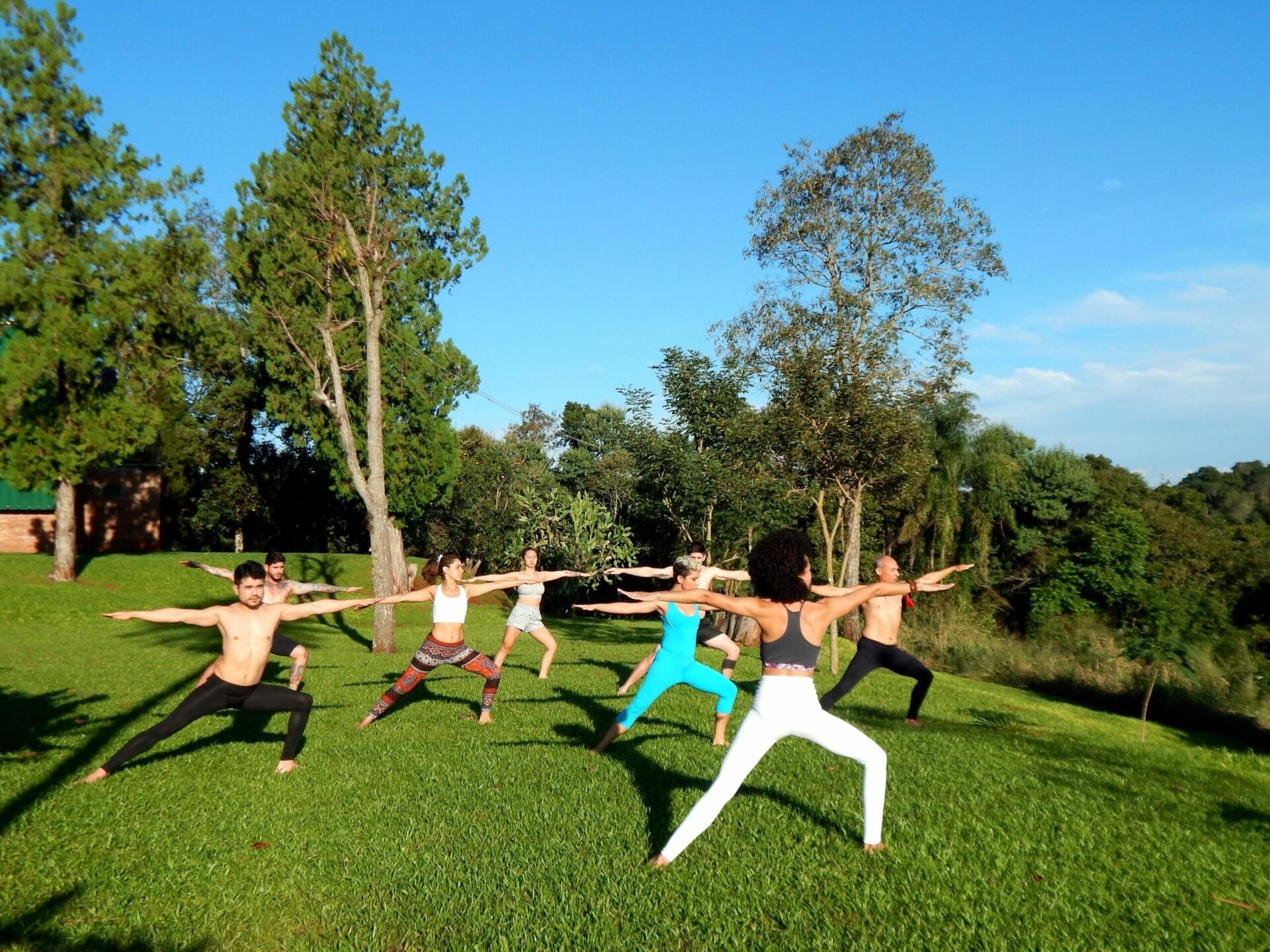 Iguazu Wellness - YOGA CLASS - 1 pessoa