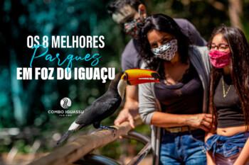 Parques em Foz do Iguaçu