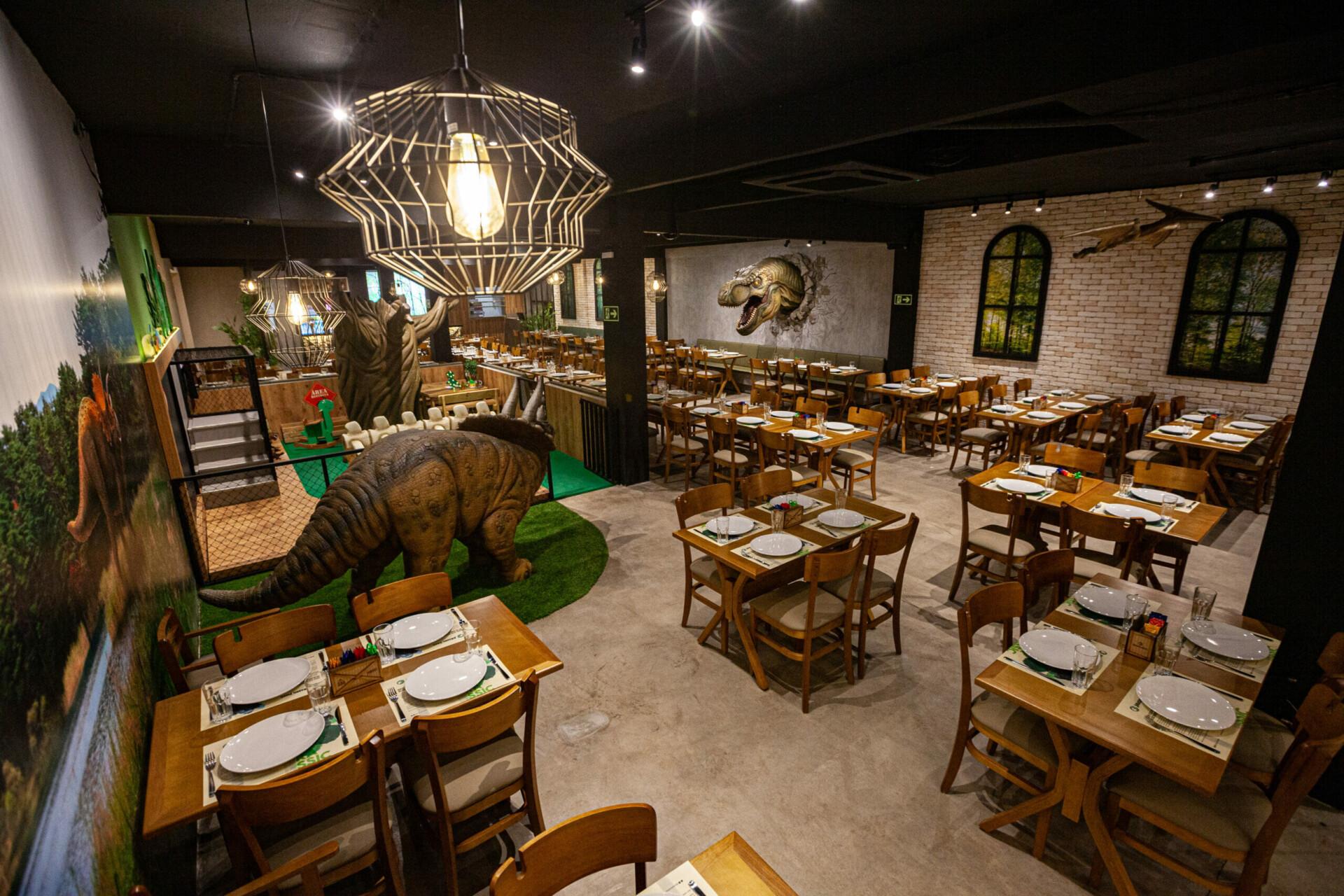 Jurassic Pizza - Rodízio (Domingo a Quinta)
