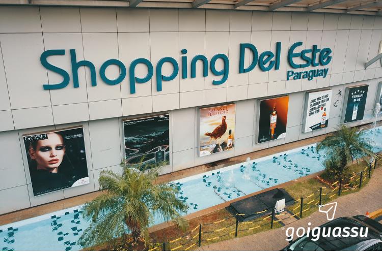 Transporte - Compras no Paraguai