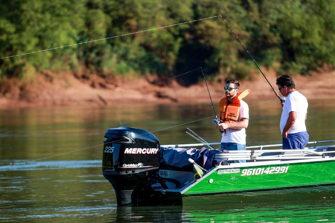 Pesca Esportiva no Rio Paraná - 04 horas