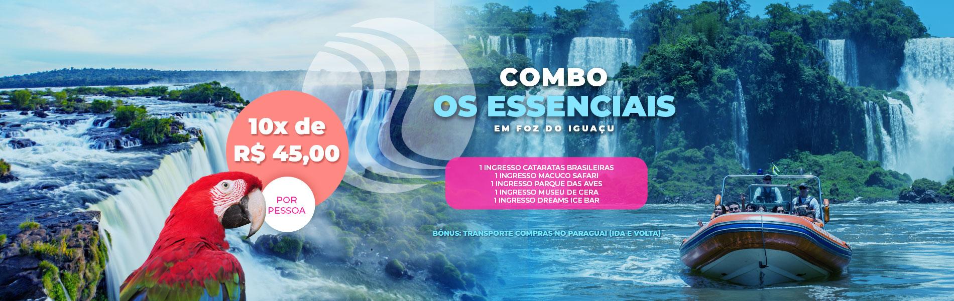 Banner Combo Os Essenciais