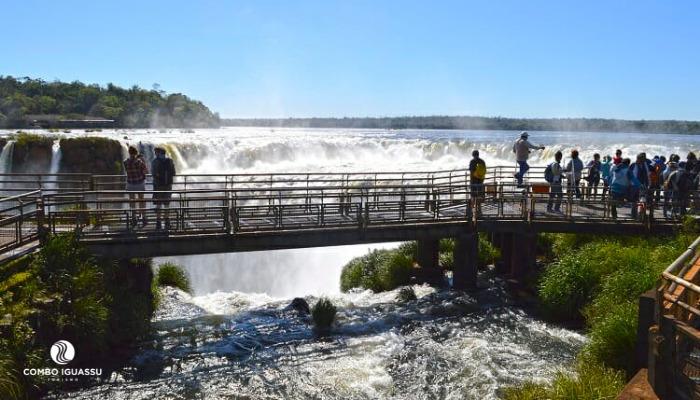 O que fazer em Puerto Iguazú cataratas
