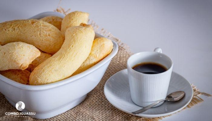 chipa guaçú comidas do paraguai